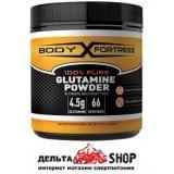 Body Fortress 100% чистый глютамин в порошке 300 г