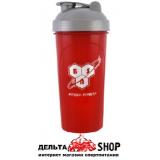 BSN Leak-Proof Shaker Bottle with Vortex Mixer 25 oz (700 ml)