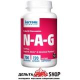 Jarrow Formulas, N-A-G N-ацетилглюкозамин 700мg 120kap