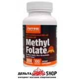 Jarrow Methyl Folate  400 mcg 60cap.