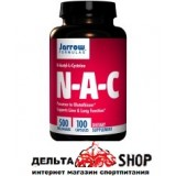 Jarrow Formulas N-A-C N-Ацетил-L-Цистеин 500mg 100kap