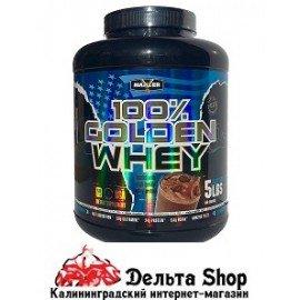Maxler USA 100% Golden Whey 2270gr