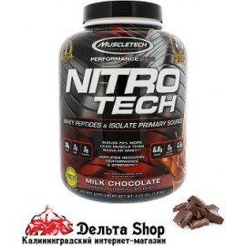 Muscle Tech Nitro-Tech Performance Series USA 1800gr