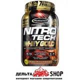 Muscletech Nitro Tech 100% Whey Gold 1130gr
