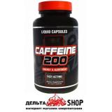 Nutrex Research Labs Caffeine 200 60Liquid Capsules