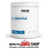PRIDE L-ARGININE 500g NATURAL 100% PURE ARGININA
