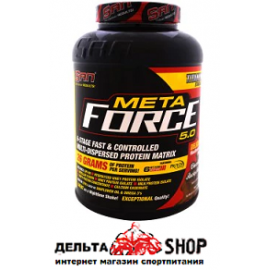 SAN Nutrition Metaforce 5.0 Chocolate Rocky Road  81 oz (2297 g)