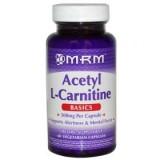 MRM  Acetyl L-Carnitine   60 kap.