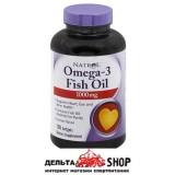 Natrol Omega-3 Fish oil  150kap.