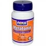NOW Foods мелатонин 60kap