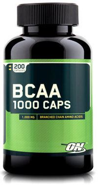 Optimum Nutrition BCAA 200