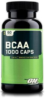 Optimum Nutrition BCAA 60