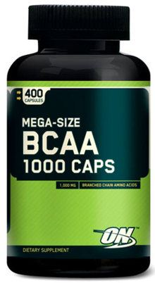 Optimum Nutrition BCAA 400