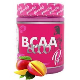 BCAA Steel Power PinkPower BCAA 8000 (300 г) манго
