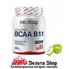 BE First BCAA 8:1:1 Instantized powder 250gr