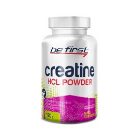 BE First Creatine HCL powder 120 гр (без вкуса)