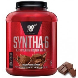 BSN USA Syntha-6 шоколадный кекс 2229gr