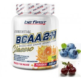 Be First BCAA 211 CLASSIC Powder 200gr