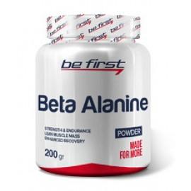 Be First Beta Alanine Powder 200 гр (без вкуса)