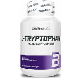 BioTech USA L-Tryptophan 60kap