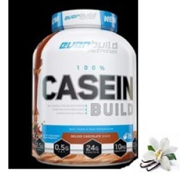EVERBUILD NUTRITION USA CASEIN BUILD 908Gr