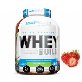 Everbuild Ultra Premium Whey Build 2270gr