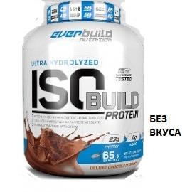 Everbuild nutrition hydrolyzed build whey 1800gr