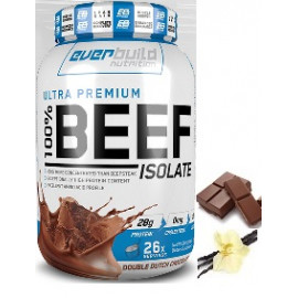 EVERBUILD 100% Beef Isolate 1800gr