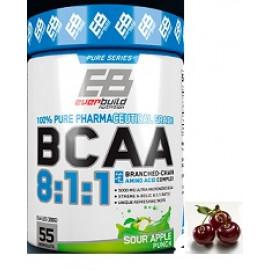 Everbuild Nutrition USA 100% BCAA 8:1:1 300gr