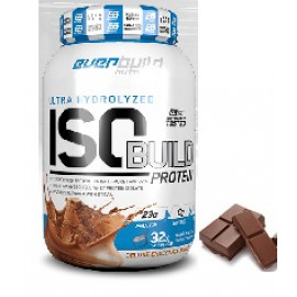 Everbuild Nutrition USA 100% ULTRA HYDROLY'ED ISO 908gr