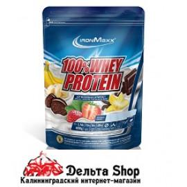 IronMaxx 100% Whey Protein 2350gr