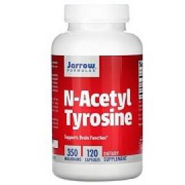 Jarrow Formulas N-ацетил тирозин 350 мг 120 капсул