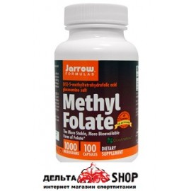 Jarrow Methyl Folate  400 mcg 60 cap