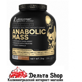 Kevin Levrone Gainer Anabolic Mass 3000gr