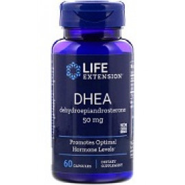 Life Extension DHEA 100 мг 60 капсул
