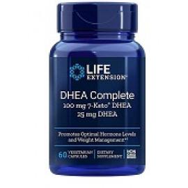 Life Extension ДГЭА полный комплекс 60 капсул