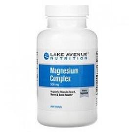 Lake Avenue Nutrition комплекс магния 300 мг 250 таблеток