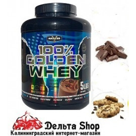 Maxler USA 100% Golden Whey 2270gr