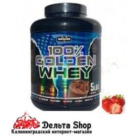 Maxler USA 100% Golden Whey 2270 gr