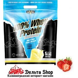 Maxler 100% Whey Protein Ultrafiltration 2270gr