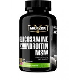 Maxler Glucosamine Chondroitin MSM 90 кар