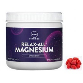MRM Relax-All Magnesium Unflavored 226gr
