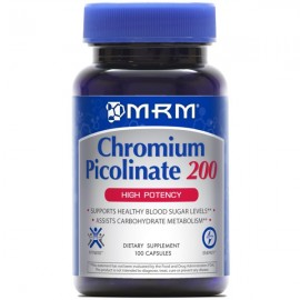 MRM Chromium Picolinate 200 mg 100 kap