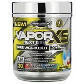 Muscletech VaporX5 Next Gen предтренировочный комплекс со вкусом 264г