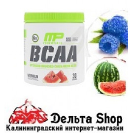 MusclePharm BCAA Essentials Арбуз,Ежевика 216гр