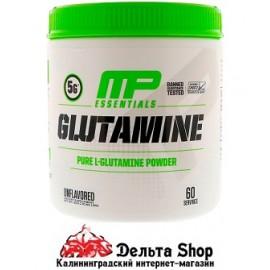 MusclePharm Глутамин Essentials Без ароматизаторов 300gr