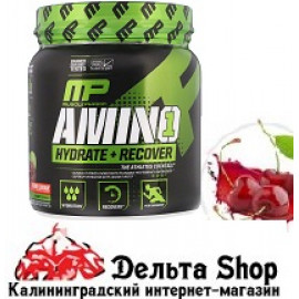 MusclePharm Amino 1 Гидратация + восстановление вишневый лаймад 432гр