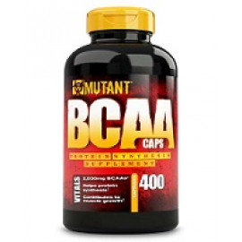 Аминокислоты Mutant BCAA Caps 400cap