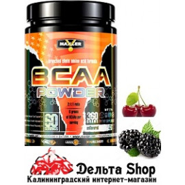 Maxler BCAA Powder 2:1:1 420gr
