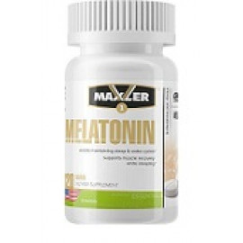 мелатонин Maxler Melatonin USA 3 mg
